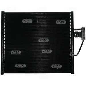 CARGO 260359 Радіатор кондиціонера 260359