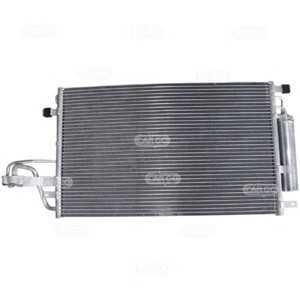 CARGO 260396 Радіатор кондиціонера