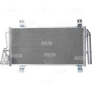 CARGO 260756 Радіатор кондиціонера