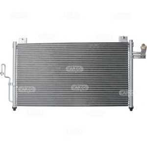 CARGO 260757 Радіатор кондиціонера