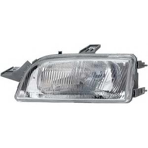 HELLA 1AF006827-181 Headlight