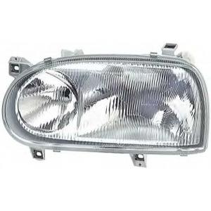 HELLA 1DJ006360-661 Headlight