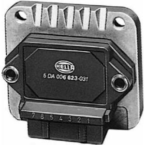 HELLA 5DA 006 623-031 Коммутатор, система зажигания