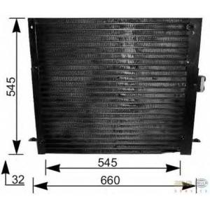 HELLA 8FC351037-101 AC condenser