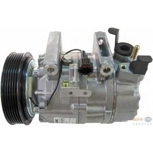 HELLA 8FK351109-391 AC compressor
