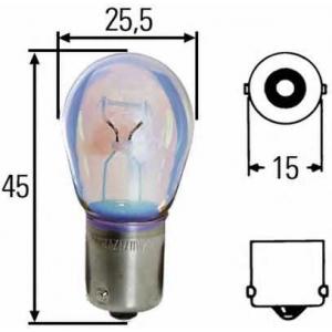 HELLA 8GA002 073-121 8GA002 073-121 Лампа HELLA (шт.)