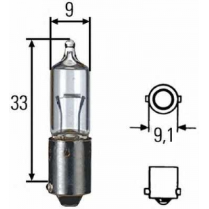 HELLA 8GH002473-191 Bulb