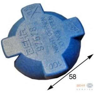 HELLA 8MY 376 780-591 Крышка, резервуар охлаждающей жидкости