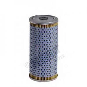 HENGST FILTER E153HD25 Фильтр масляный (смен.элем.) MB (пр-во Hengst)
