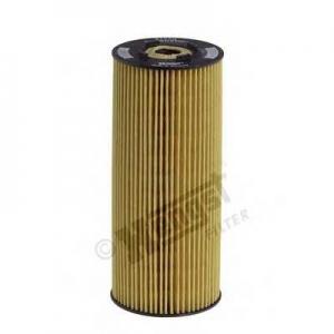 HENGST FILTER E197HD06 Фильтр масляный (смен.элем.) MB (TRUCK) (пр-во Hengst)