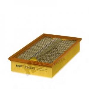 HENGST FILTER E242L01 Воздушный фильтр