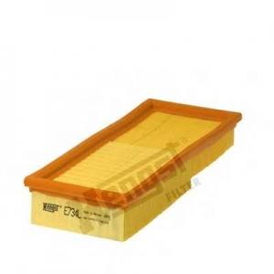 HENGST E734L Фильтр воздушный