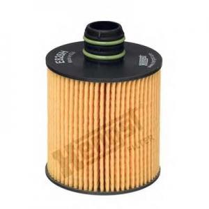HENGST FILTER E826HD268 Фильтр масляный FIAT DOBLO 1.6, 2.0 D 10- (пр-во HENGST)