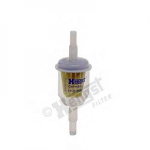 HENGST FILTER H101WK Фильтр топл. ВАЗ 2108-09, 21099, 2121 (пр-во Hengst)