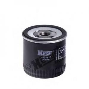 HENGST FILTER H10W10 Фильтр масляный TRANSIT (пр-во Hengst)