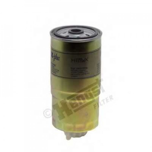 HENGST FILTER H119WK Фильтр топл. AUDI, VW (пр-во Hengst)
