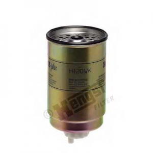 HENGST FILTER H120WK Фильтр топливный FORD TRANSIT 2.5 D, 2.5 TD 83-00 (пр-во Hengst)