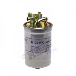 HENGST FILTER H126WK Фильтр топл. (пр-во Hengst)