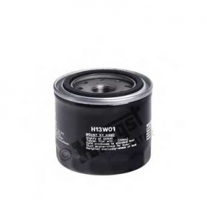 HENGST FILTER H13W01 Фильтр масляный OPEL, KIA, MITSUBISHI (пр-во Hengst)