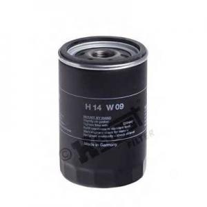 HENGST H14W09 Фильтр масляный