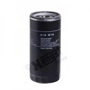 HENGST FILTER H14W14 Фильтр масляный (пр-во Hengst)