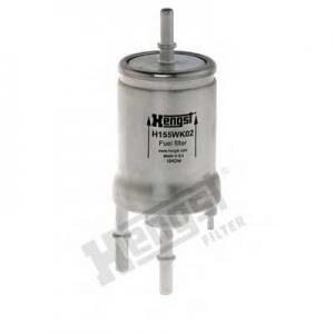HENGST H155WK02 Фильтр топливный