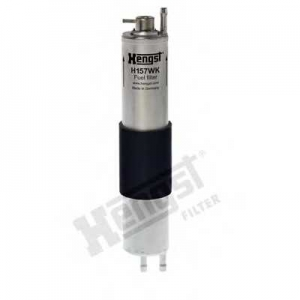 HENGST FILTER H157WK Фильтр топл. (пр-во Hengst)