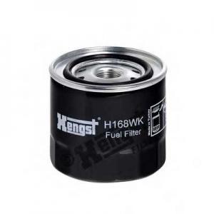 HENGST FILTER H168WK Фильтр топливный NISSAN PATROL, TOYOTA LC 79-89 (пр-во Hengst)