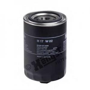 HENGST FILTER H17W02 Фильтр масляный (пр-во Hengst)