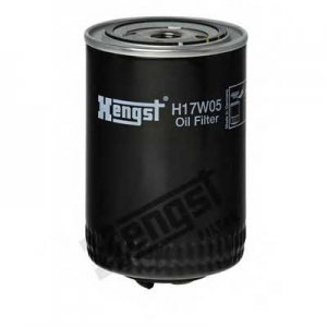 HENGST FILTER H17W05 Фильтр масляный VW (пр-во Hengst)