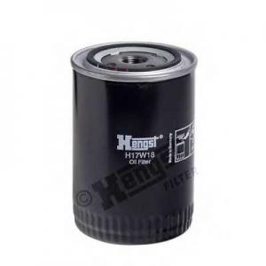 HENGST FILTER H17W18 Фильтр масляный (пр-во Hengst)