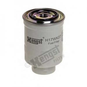 HENGST H17WK07 Фильтр топливный