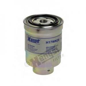 HENGST H17WK08 Фильтр топливный