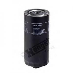 HENGST FILTER H18W01 Фильтр масляный DAF, IKARUS, IVECO (TRUCK) (пр-во Hengst)