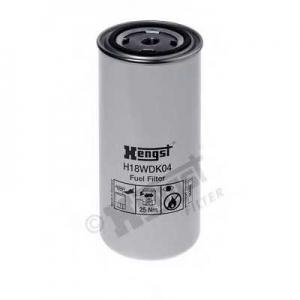 HENGST FILTER H18WDK04 Фильтр топл. IVECO EUROCARGO (TRUCK) (пр-во Hengst)