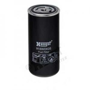 HENGST FILTER H18WDK05 Фильтр топл. DAF (TRUCK) (пр-во Hengst)