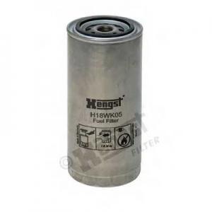 HENGST FILTER H18WK05 Фильтр топл. DAF (TRUCK) (пр-во Hengst)