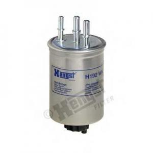 HENGST FILTER H192WK Фильтр топл. (пр-во Hengst)