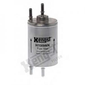 HENGST H199WK Фильтр топливный