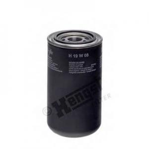 HENGST FILTER H19W08 Фильтр масляный DAF F1000, FORD CARGO (TRUCK) (пр-во Hengst)