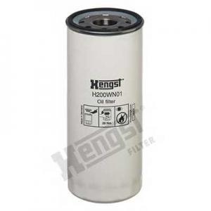 HENGST FILTER H200WN01 Фильтр масляный VOLVO (TRUCK) (пр-во Hengst)