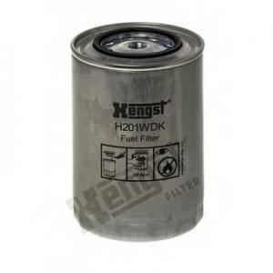HENGST FILTER H201WDK Фильтр топл. IVECO (пр-во Hengst)