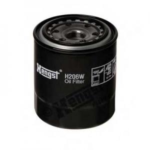 HENGST FILTER H206W Фильтр масляный TOYOTA (пр-во Hengst)