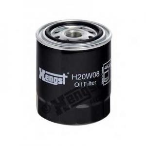 HENGST FILTER H20W08 Фильтр масляный NISSAN (пр-во Hengst)