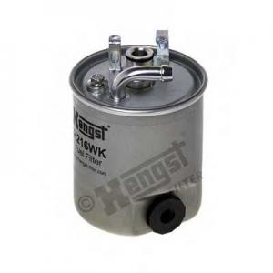 HENGST FILTER H216WK Фильтр топл. (пр-во Hengst)
