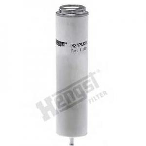 HENGST FILTER H247WK01 Фильтр топливный BMW 3 (E90/E91/E92/E93) 05- (пр-во Hengst)