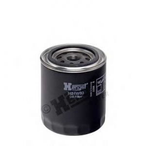 HENGST FILTER H24W03 Фильтр масляный (пр-во Hengst)