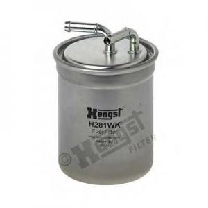 HENGST H281WK Фильтр топливный