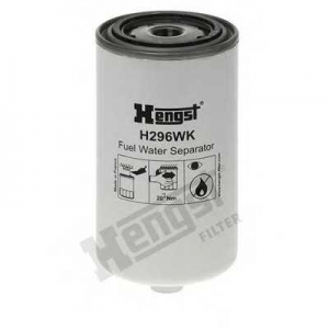HENGST FILTER H296WK Фильтр топл. DAF LF45 (TRUCK) (пр-во Hengst)
