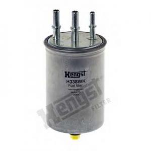 HENGST FILTER H338WK Фильтр топливный FORD TRANSIT 1.8 TDCI 06-13 (пр-во Hengst)